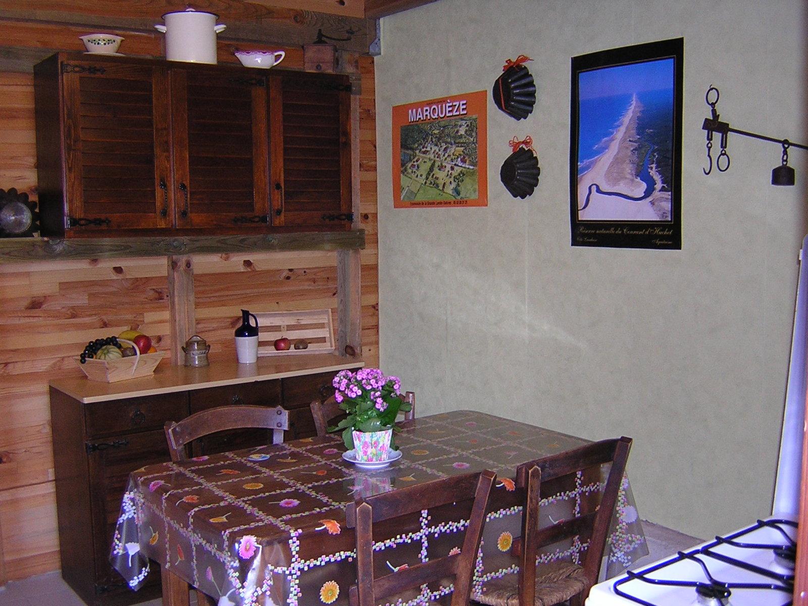 Les chambres d for Petit coin cuisine